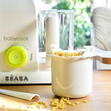 "Beaba / ""Rice cooker for Babycook"" / Контейнер для блендера DUO & Solo"