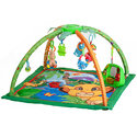 Fitch Baby Delux Musical Mobile Gym Игровой коврик 8507 / Animal Play Gym