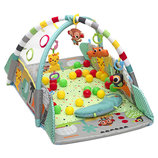 "Funkids / ""Ball Pit Activity Gym"" / Коврик с игрушками"